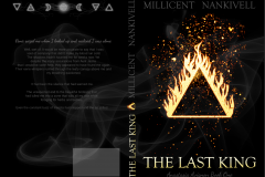 The Last King (full jacket) by Millicent Nankivell