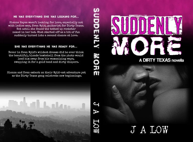 Suddenly More by JA Low