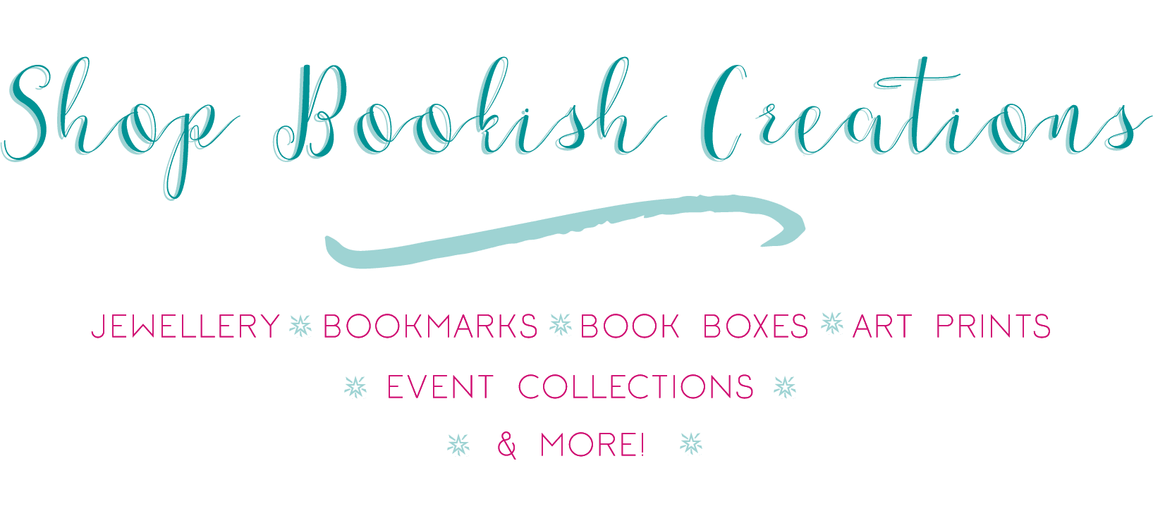 Shop Booknerdfangirl Creations