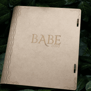 BABE Signature Book Box – Original