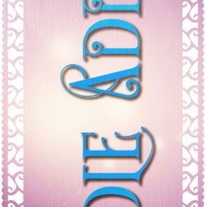 Candle Addict – Calm Bookmark