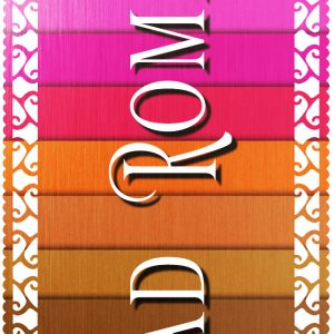 I Read Romance Bookmark